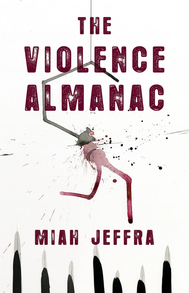 The Violence Almanac Book Jacket
