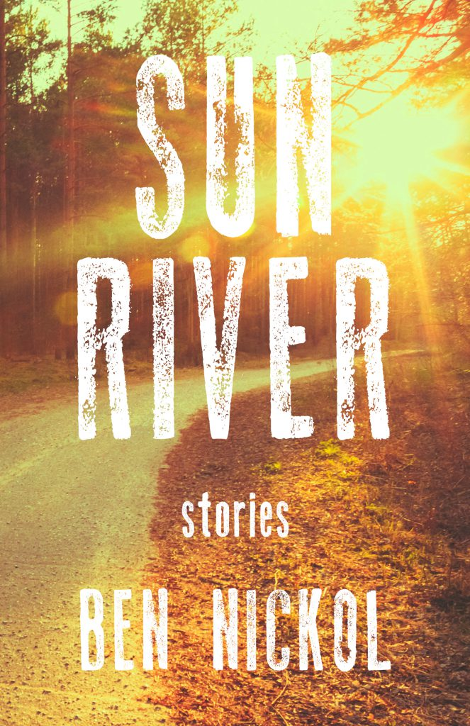 Sun River Book Jacket