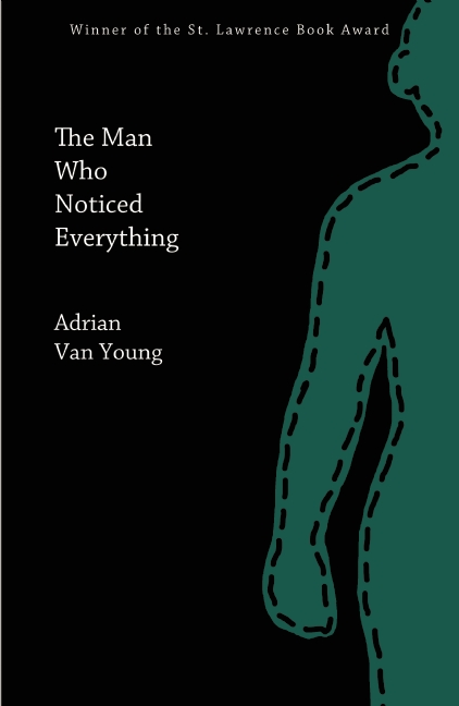 The Man Who Noticed Everything Book Jacket