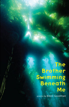 The Brother Swimming Beneath Me Book Jacket